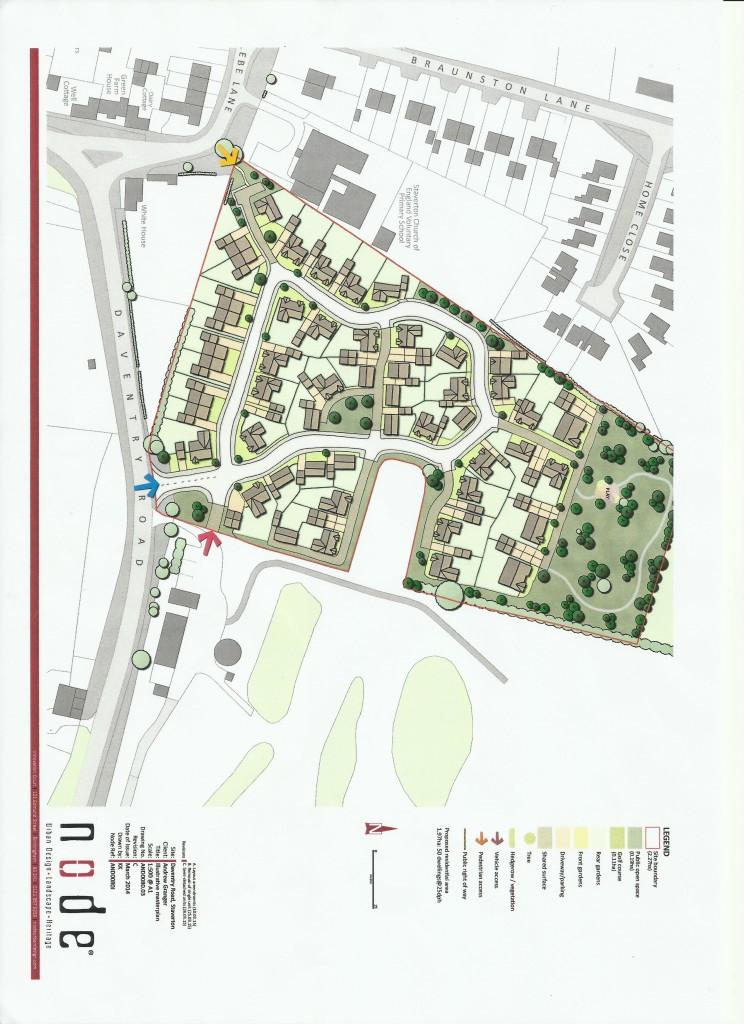 Outline Planning Proposal 2015 Staverton Parish Council